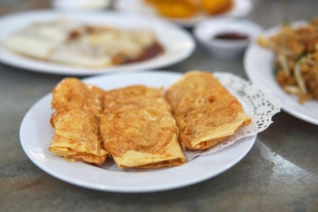 Jinbo Crispy Beancurd Roll