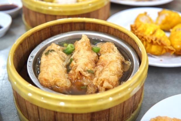 Jinbo Stuffed Beancurd Roll
