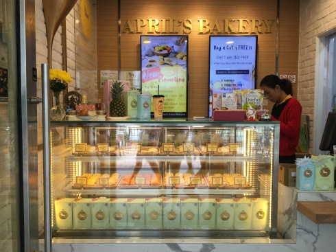 April's Bakery Tampines Counter