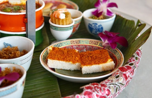The Peranakan Hay Bee Hiam