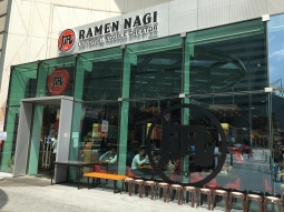 Ramen Nagi Exterior