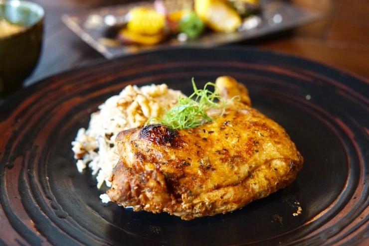 Cast Iron Chicken Maryland