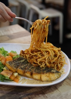 Mr. Fish & Chips Pan-fried Barramundi