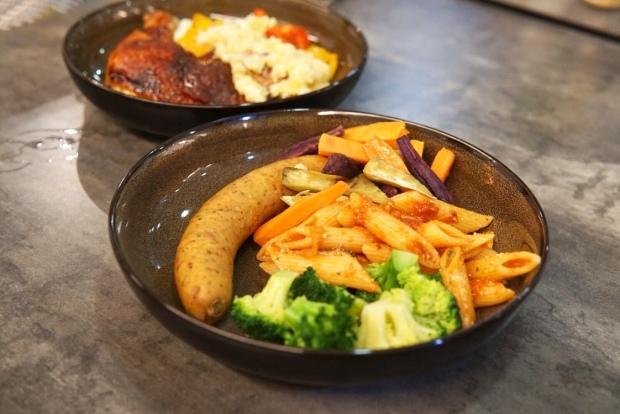 Munch Saladsmith Bratwurst