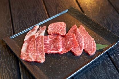 Niku Katsumata A4 Wagyu Beef Set
