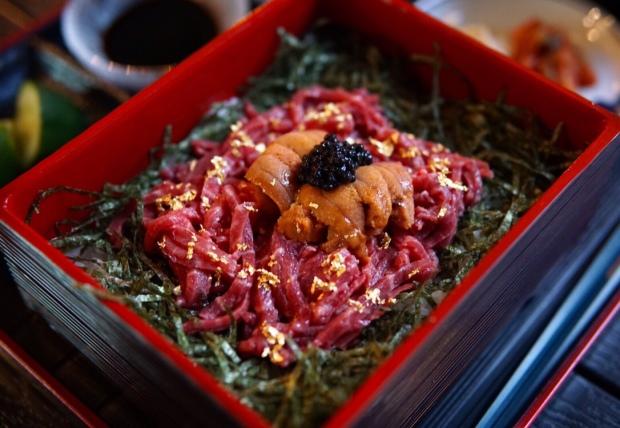 Niku Katsumata Beef King Jyu (Sashimi/Aburi)
