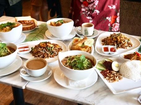 PappaRich Food