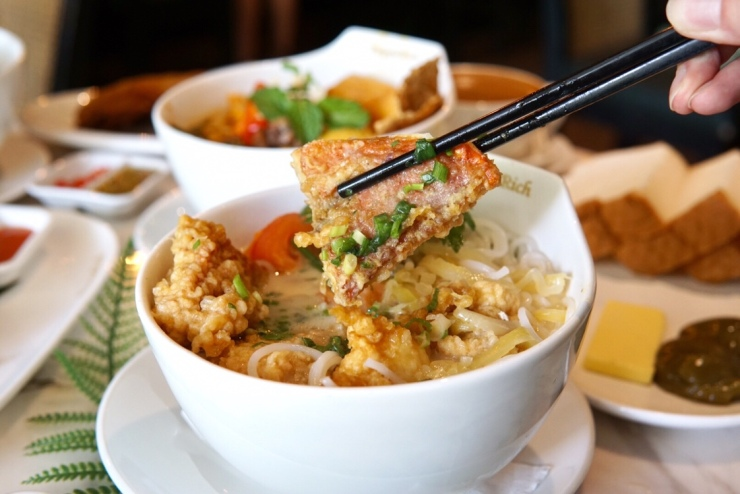 PappaRich Fish Head Noodle