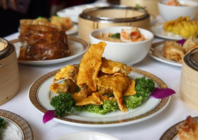 Ban Heng Salted Egg Fish Skin