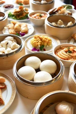 """Ban Heng Salted Egg Yolk """"Liu Sha"""" Bun"""