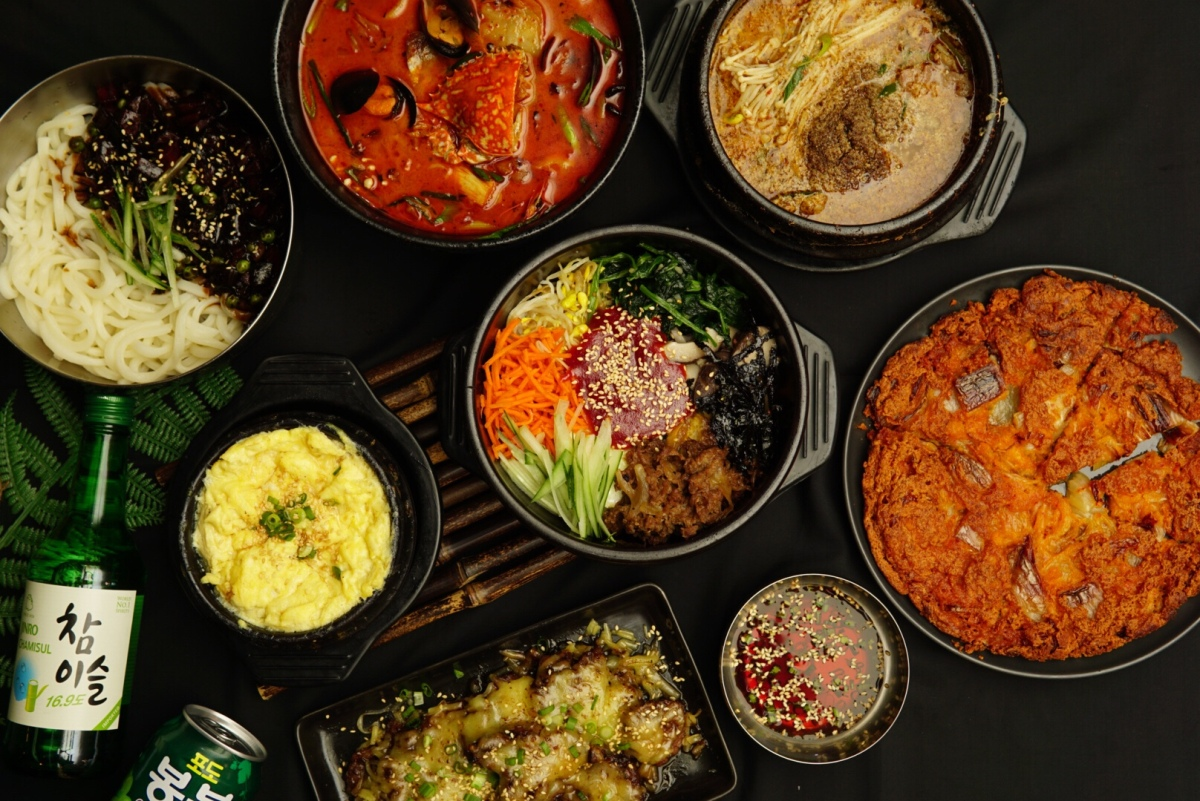 Ajummas @ The Cathay: Authentic and Affordable Korean Food