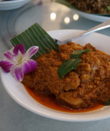 The Peranakan Curry Ayam Istimewa