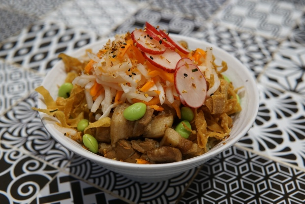 Pasarbella The Lime Truck Rice Bowl with Braised Pork Belly