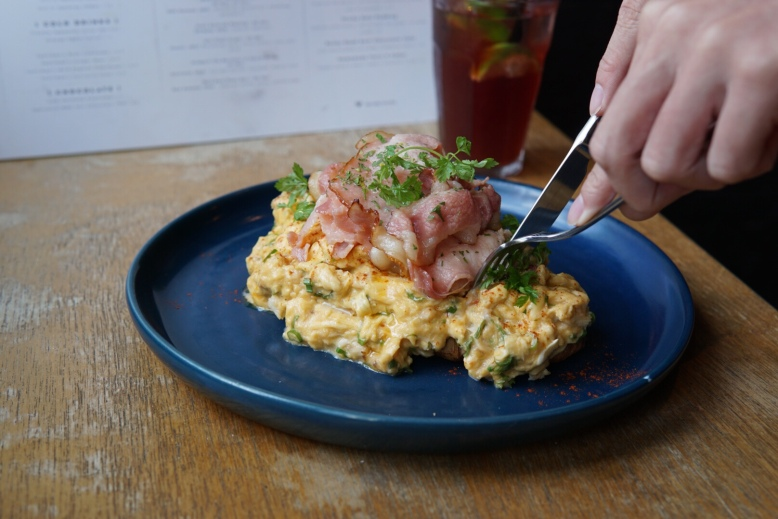 The Populus Cafe Scramble