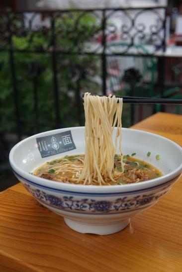 Chuan Grill & Noodle Pork Rib Noodle