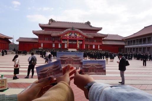 Shuri Castle Ticket