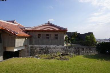 Shuri Castle Garden